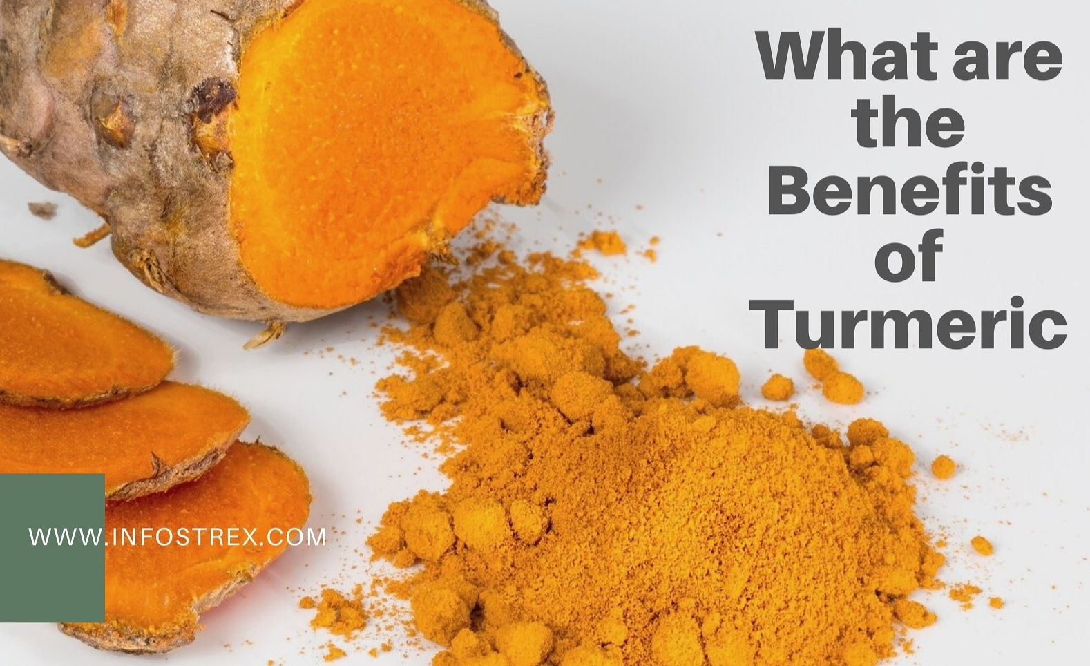 What are benefits of  turmeric